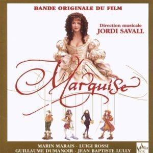 MARQUISE BSO. Jordi Savall