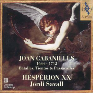 Joan Cabanilles - Jordi Savall