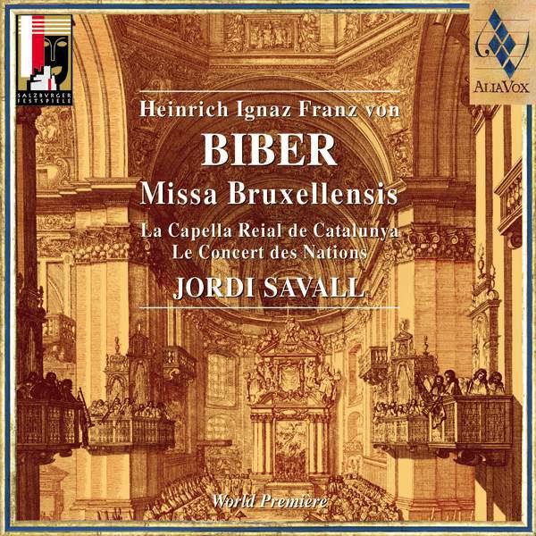 H.I.F von BIBER Missa Bruxellensis