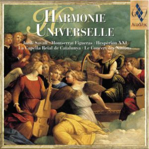 Harmonie Universelle - Jordi Savall