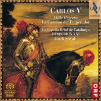 CARLOS V Mille Regretz : La Cancion del Emperador