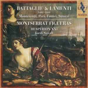 Battaglie & Lamenti - Jordi Savall