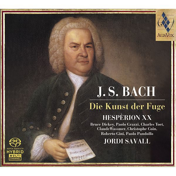 J.S BACH L'Art de la Fugue