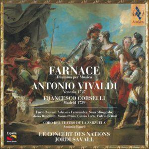 Farnace, Vivaldi - Jordi Savall