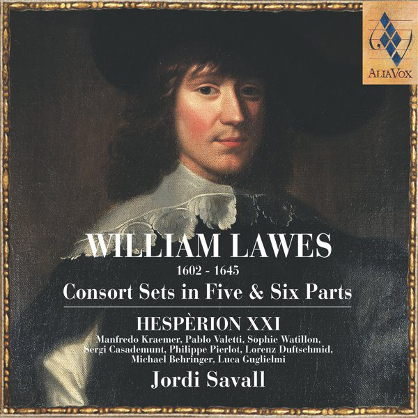 WILLIAM LAWES Consort Sets in Five & Six Parts