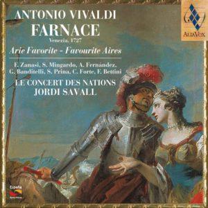 Vivaldi, Farnace - Jordi Savall
