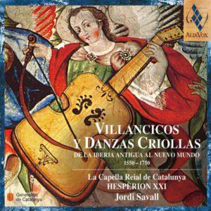 Villancicos y danzas criollas - Jordi Savall