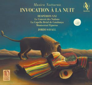 Invocation à la Nuit. Jordi Savall