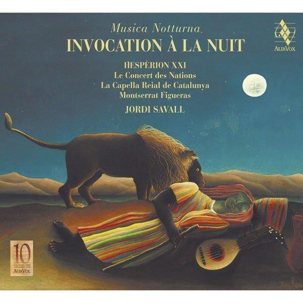 INVOCATION À LA NUIT.