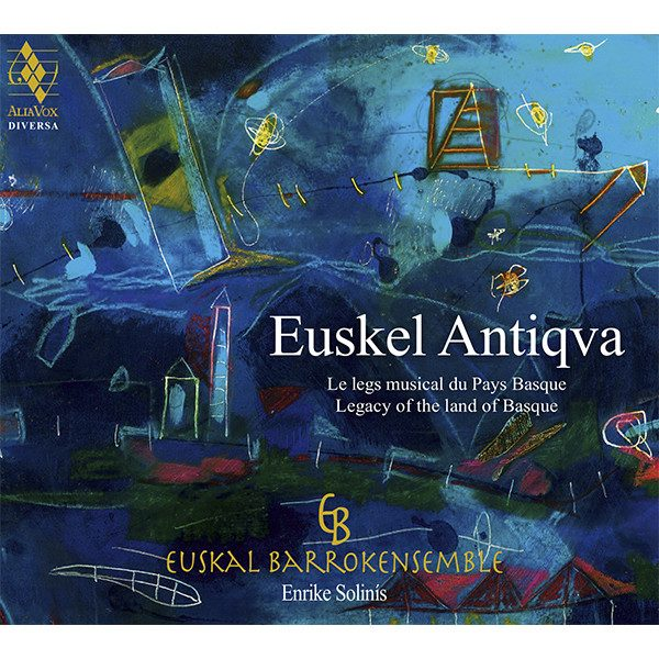 EUSKEL ANTIQVA Legacy of the land of Basque