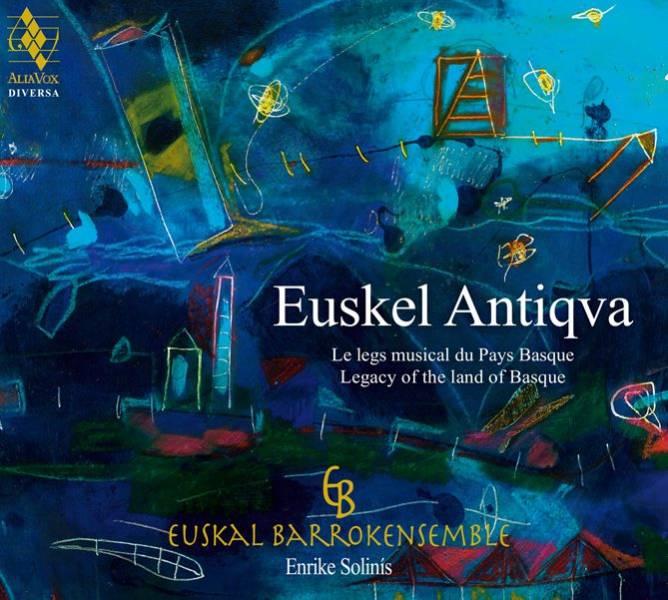 Euskel Antiqva, Perutxoren Kantua-Gaspar Gómez (Preview)
