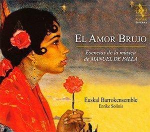 EL AMOR BRUJO – Danza del Juego del Amor