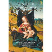 J.S.BACH Messe en si mineur BWV 232