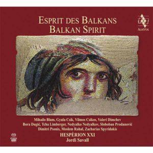 Esprit des Balkans, Jordi Savall