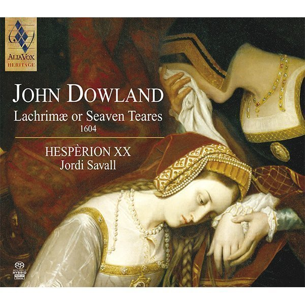 JOHN DOWLAND Lachrimae or Seaven Teares