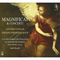 MAGNIFICAT & CONCERTI A. Vivaldi — J.S. Bach