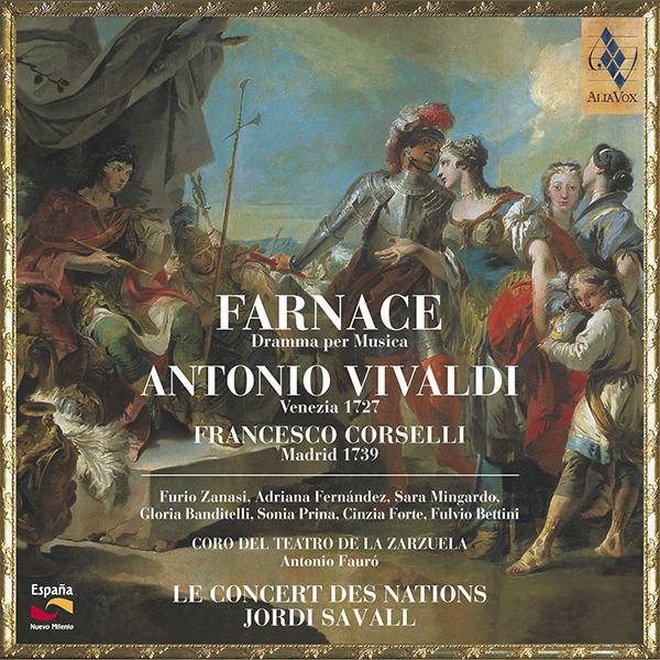 FARNACE Antonio Vivaldi