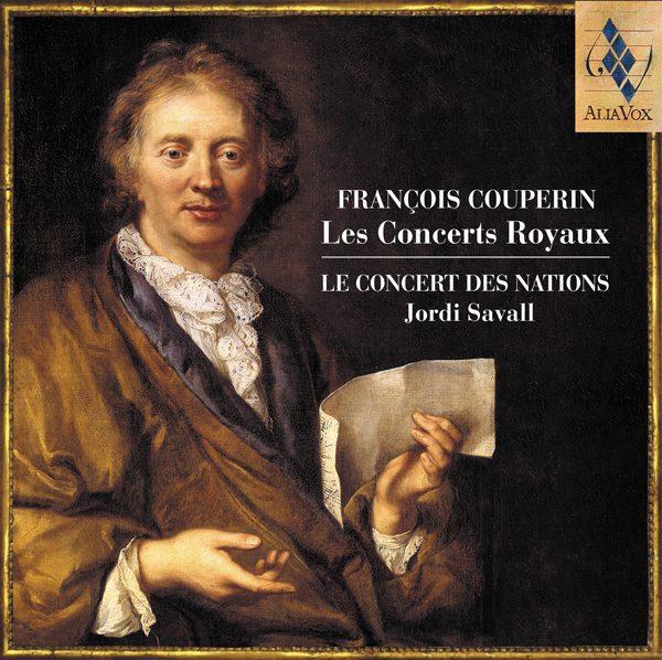 FRANÇOIS COUPERIN Les Concerts Royaux