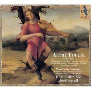 Altre Follie - Jordi Savall