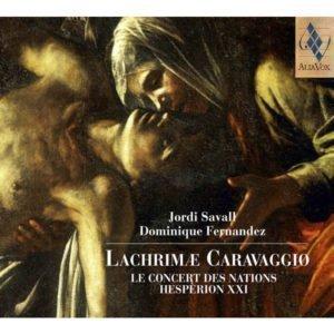LACHRIMAE CARAVAGGIO Jordi Savall