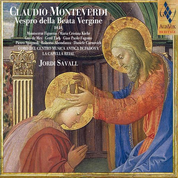 CLAUDIO MONTEVERDI Vespro della Beata Vergine, 1610