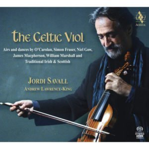 The celtic Viol - Jordi Savall