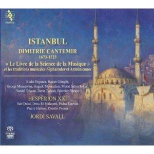 ISTANBUL. Dimitrie Cantemir 1673-1723. Jordi Savall