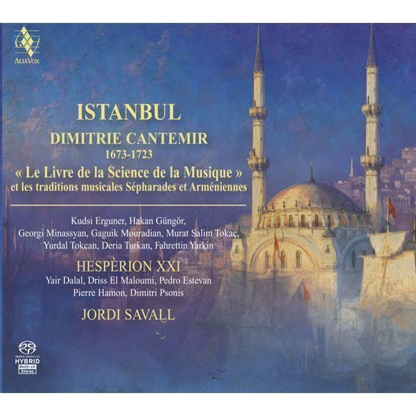 INSTANBUL. Dmitrie Cantemir 1673-1723