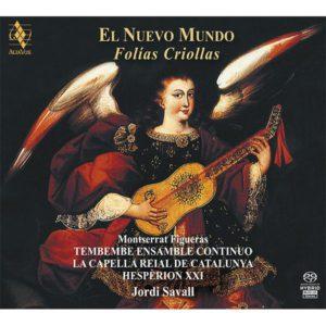 EL NUEVO MUNDO- Folías Criollas. Jordi Savall