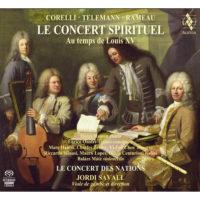 LE CONCERT SPIRITUEL au temps de Louis XV (1725-1774)