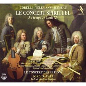 Le Concert Spirituel - Jordi Savall