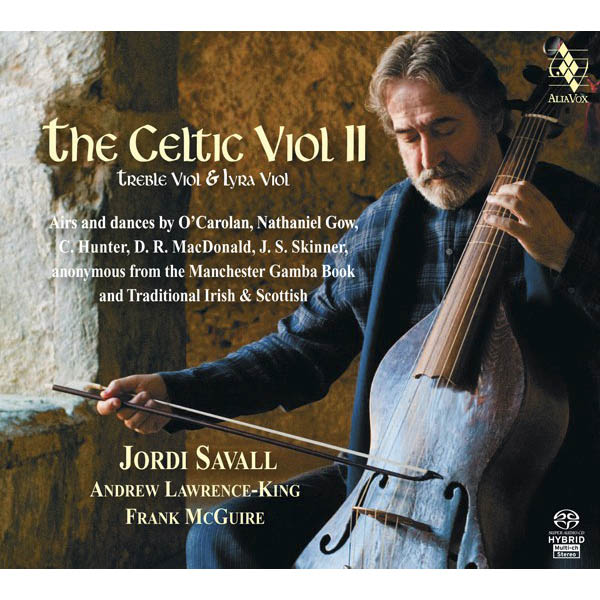 THE CELTIC VIOL II. Treble Viol & Lyra Viol