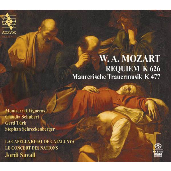 W.A. MOZART Requiem K 626