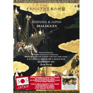 Hispania & Japan DIALOGUES Jordi Savall