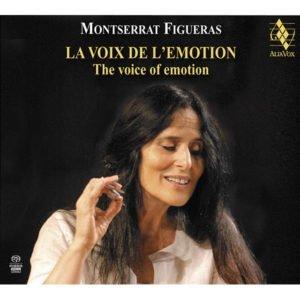 LA VOIX DE L'EMOTION. Montserrat Figueras