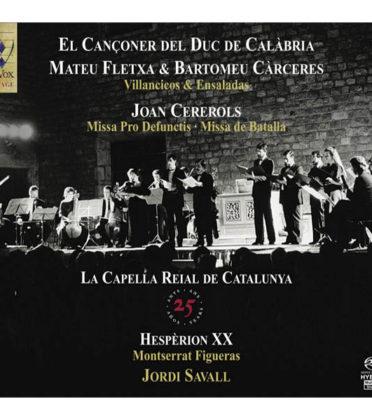25 YEARS LA CAPELLA REIAL DE CATALUNYA