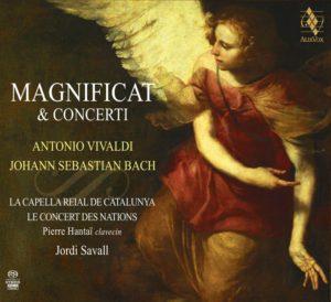 Magnificat & Concerti -- Vivaldi, Bach