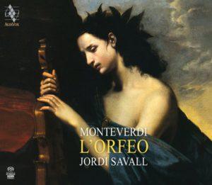 L'ORFEO, Monteverdi