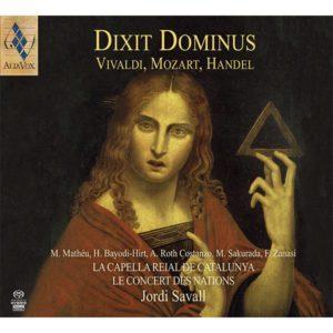 DIXIT DOMINUS Jordi Savall