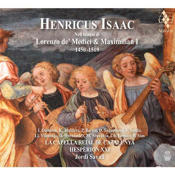 HENRICUS ISAAC Motet, Angeli Archangeli (Preview)