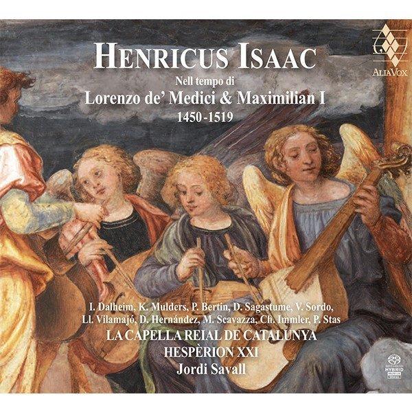 HENRICUS ISAAC Motet, Angeli Archangeli (Preview)