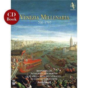 AVSA9924Venecia CD Book