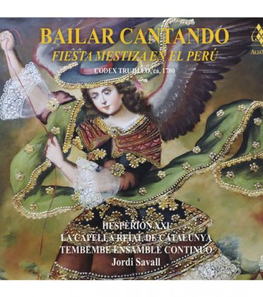BAILAR CANTANDO