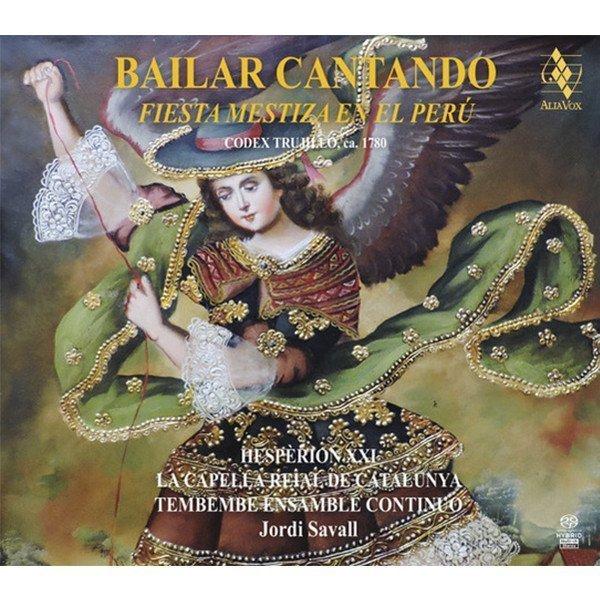 BAILAR CANTANDO- Bayle de Espadas