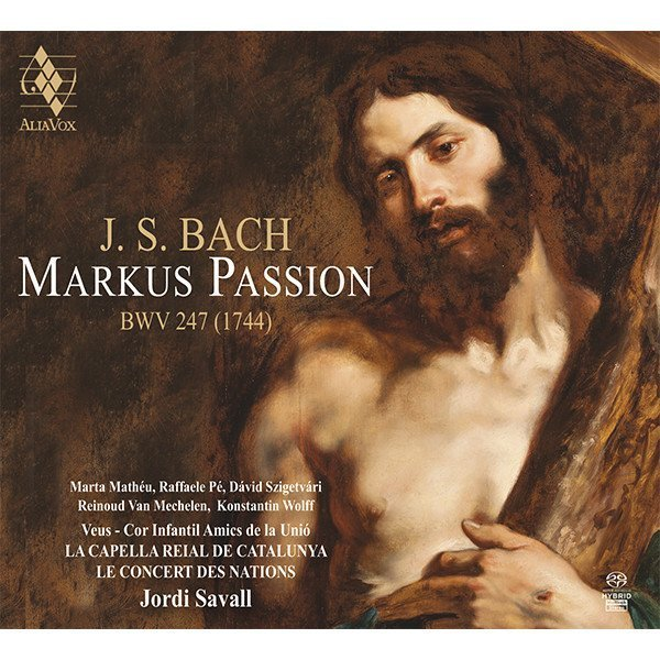 "MARKUS PASSION Chorus ""Geh, Jesu,…"" (PREVIEW)"