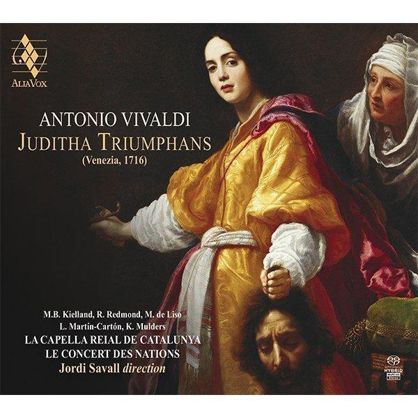 A. VIVALDI - JUDITHA TRIUMPHANS