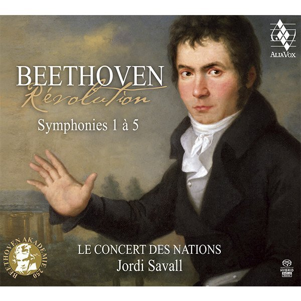 REVIEWS-  BEETHOVEN RÉVOLUTION