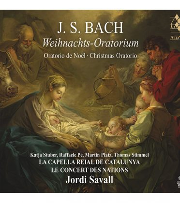 J.S.-BACH- Weihnachts-Oratorium Jauchzet, Forhlocket PREVIEW