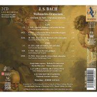 J.S. BACH – Weihnachts-Oratorium