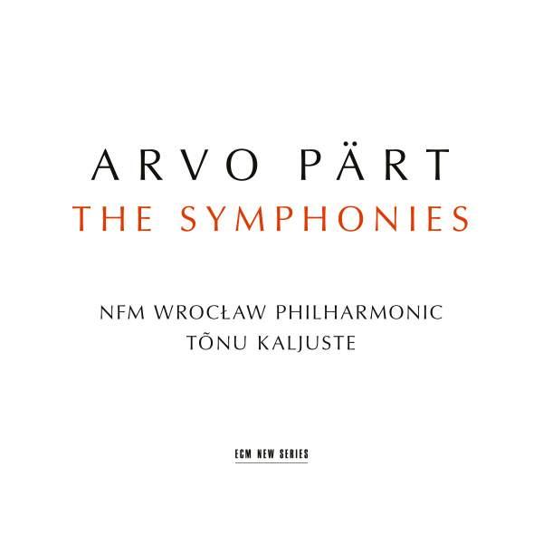 ARVO PÄRT: THE SYMPHONIES